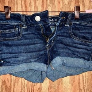 American Eagle Mid-Rise Shorts